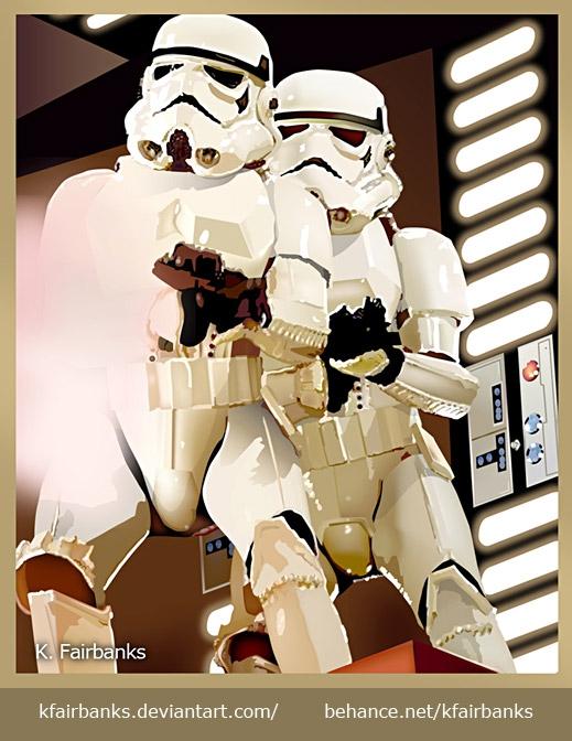 Stormtrooper par kfgraphics
